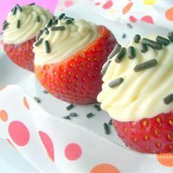 Stuffed Strawberries luvmykids