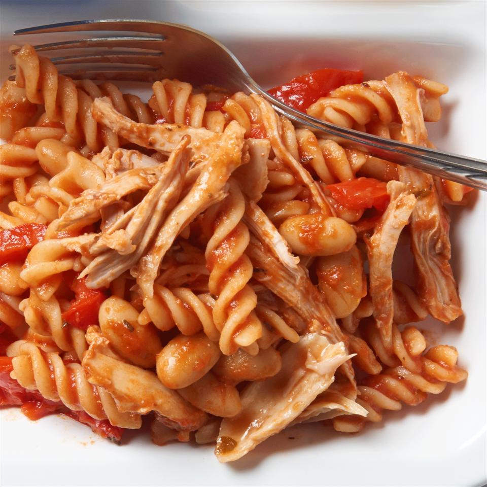 Chicken Cacciatore Pasta Allrecipes Magazine