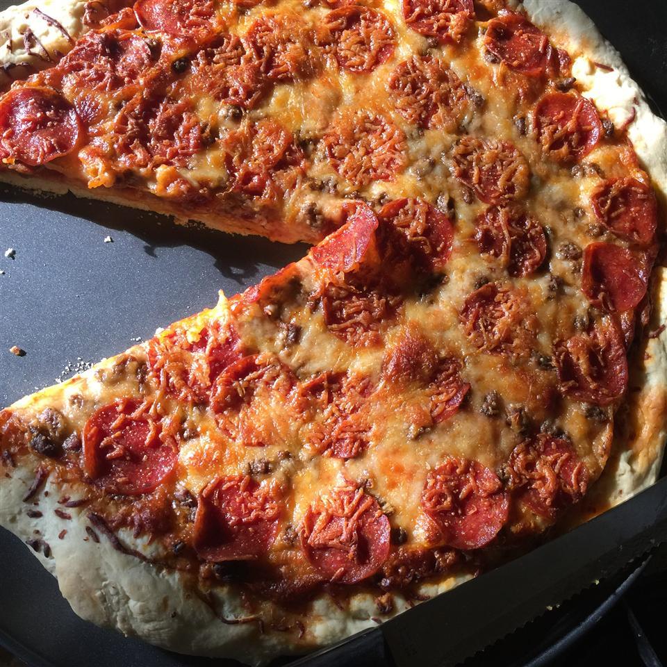 New York-Style Pizza Dough Cassandra