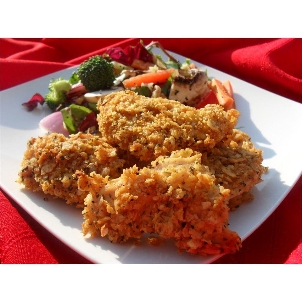 Crunchy Chicken Fingers LouisvilleHugger