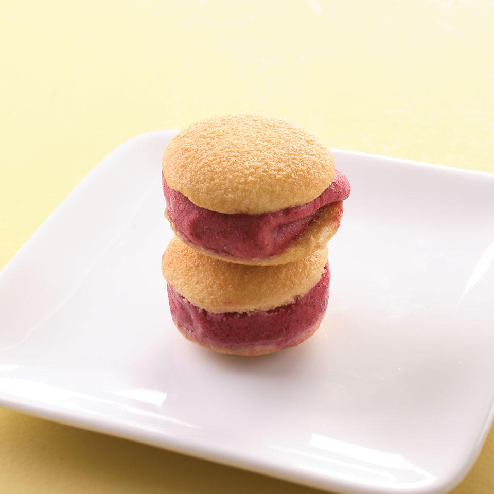 Mini Ice Cream Sandwiches EatingWell Test Kitchen