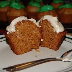Maple Carrot Cupcakes Marthika