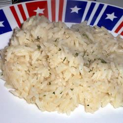 Chicken Bouillon Rice