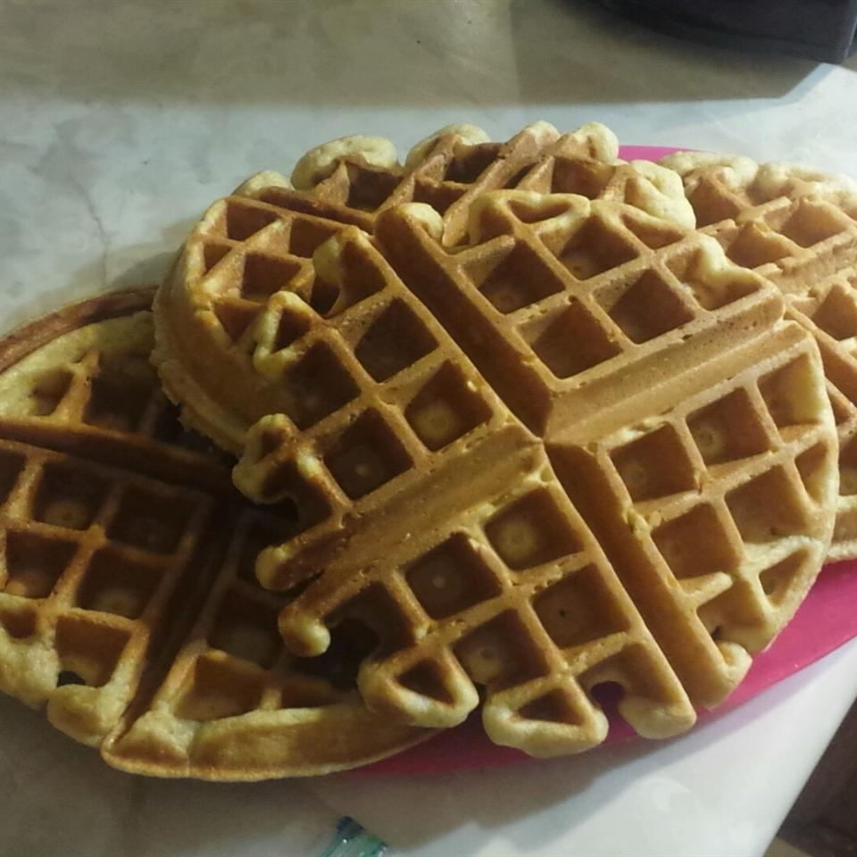 Gluten Free Waffles!! Jenny