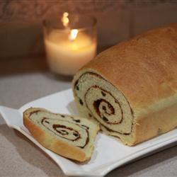 Cinnamon Raisin Bread I djandkellen