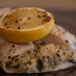 Italian-Style Quinoa-Stuffed Sole jvfalcon