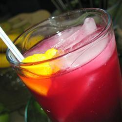 Hot Pink Lemonade PAMELA D. aPROpos of nothing
