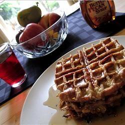 Cinnamon and Sugar French Waffle Toast iamintricate
