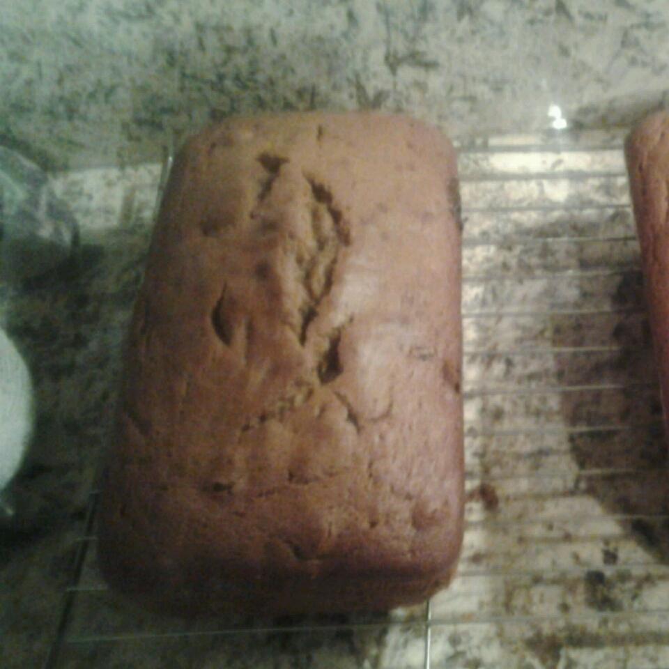 Pumpkin Bread III Mike Feeley Jr.