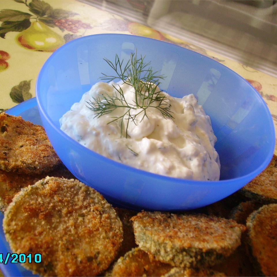Horseradish Sauce with Dill