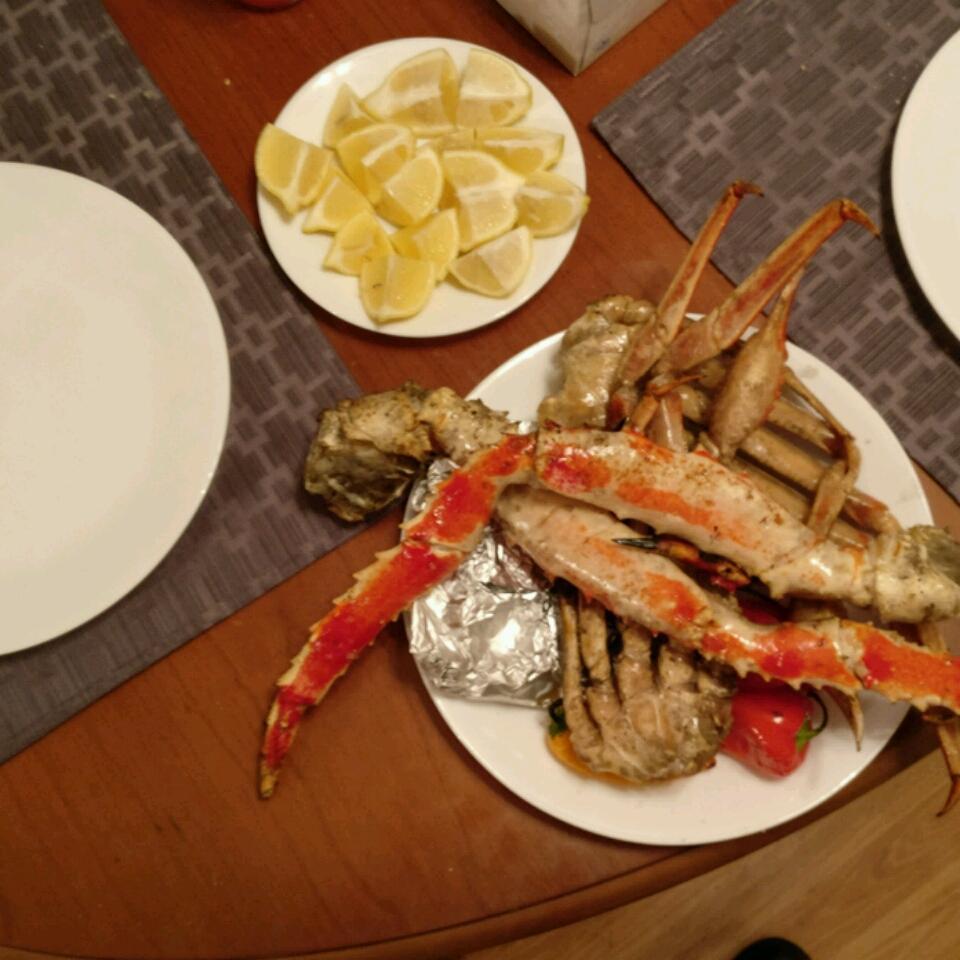 The World's Greatest Crab Recipe