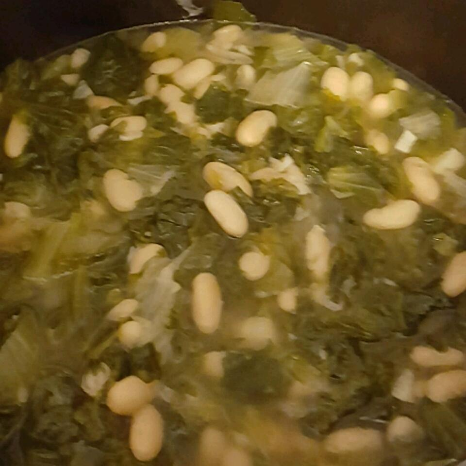 Old World Escarole and Beans sharonc