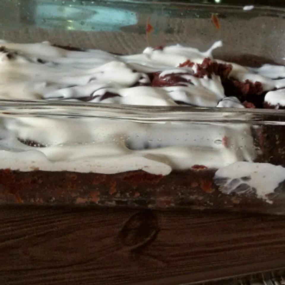 Microwave Brownie Cake Ayesha Usman