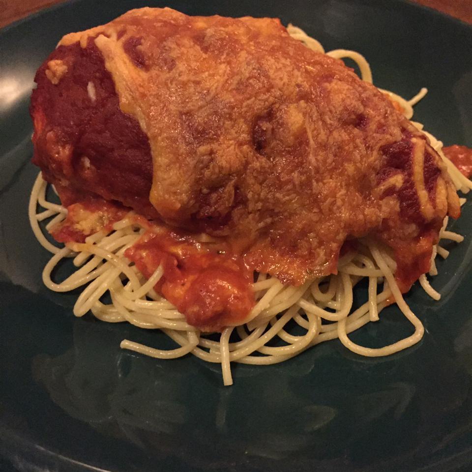 Cheesy Chicken Marinara