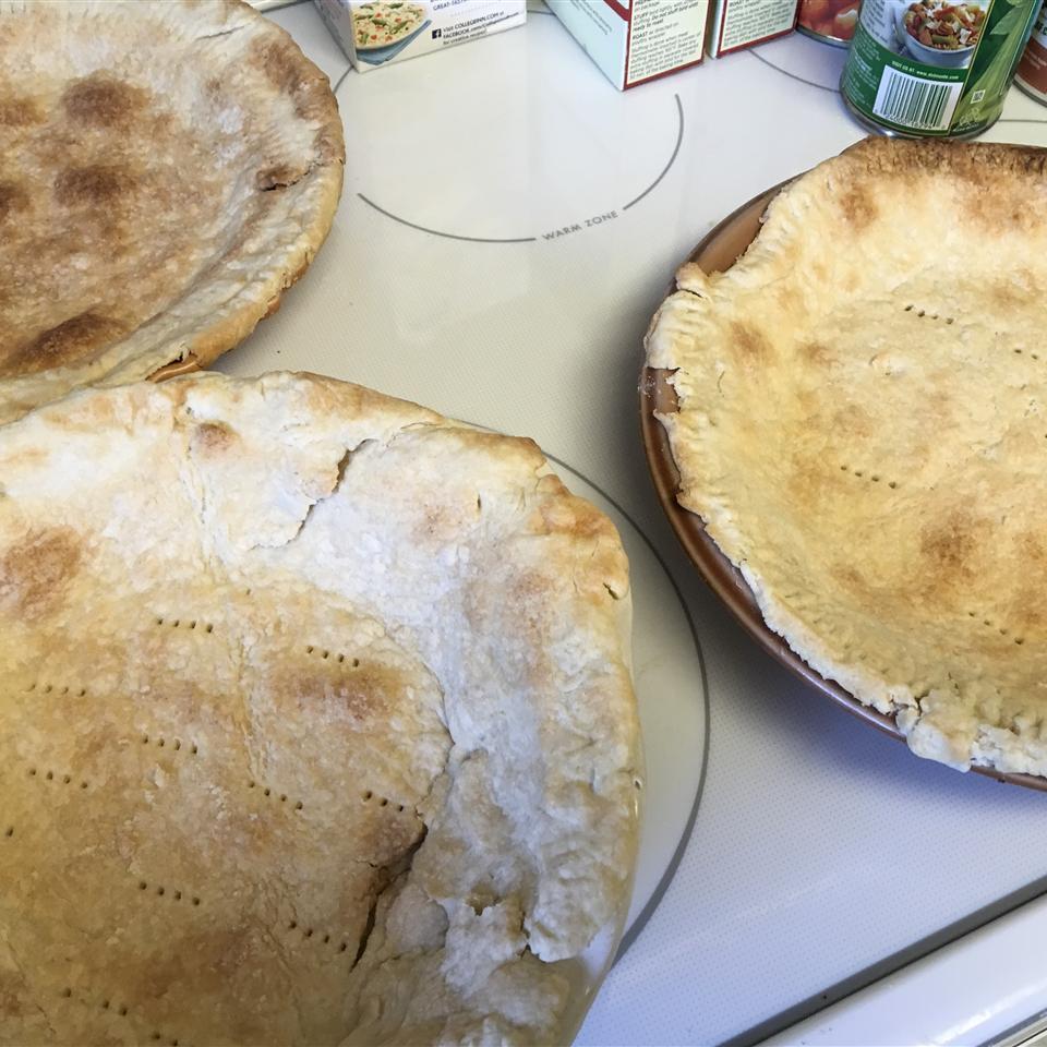 Perfect Pie Crust I