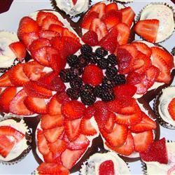 Mexican Chocolate Cake Mae