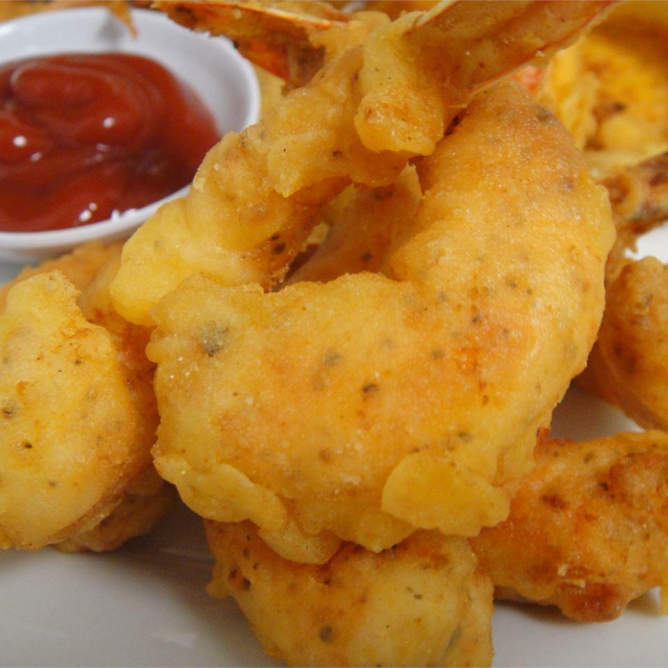 Crispy Shrimp Tempura