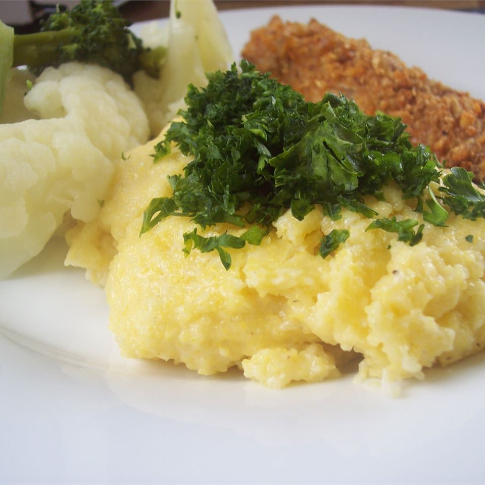 Cheesy Polenta Sarah-May