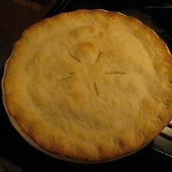 Easy to Remember Pie Crust Deirdre Dee