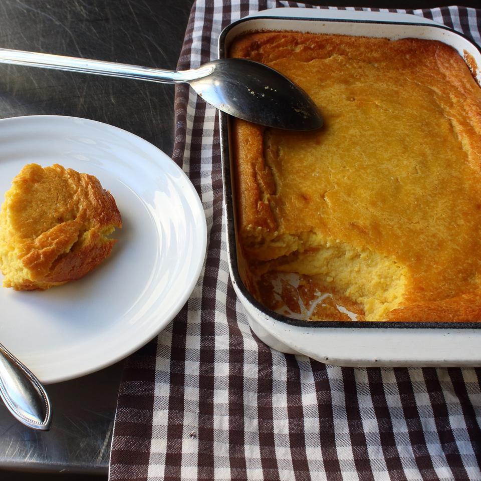 Chef John's Creamy Corn Pudding