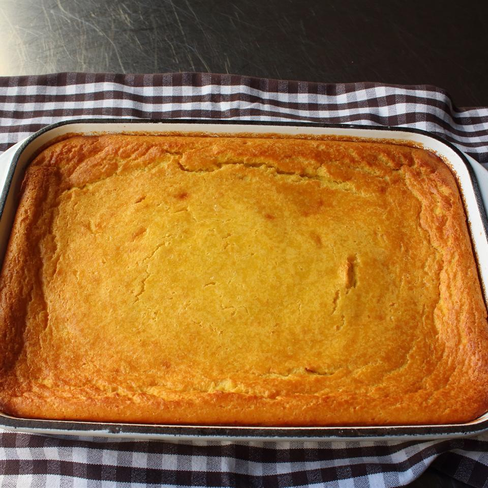 Chef John's Creamy Corn Pudding