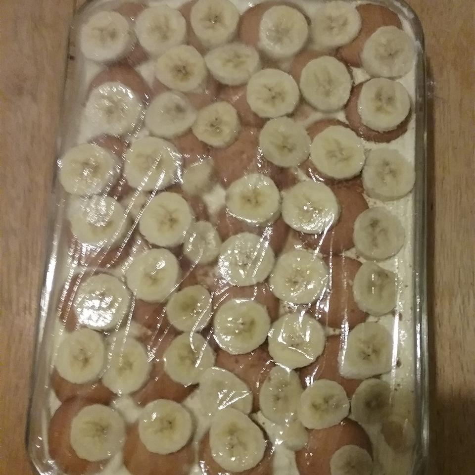 The Best Banana Pudding