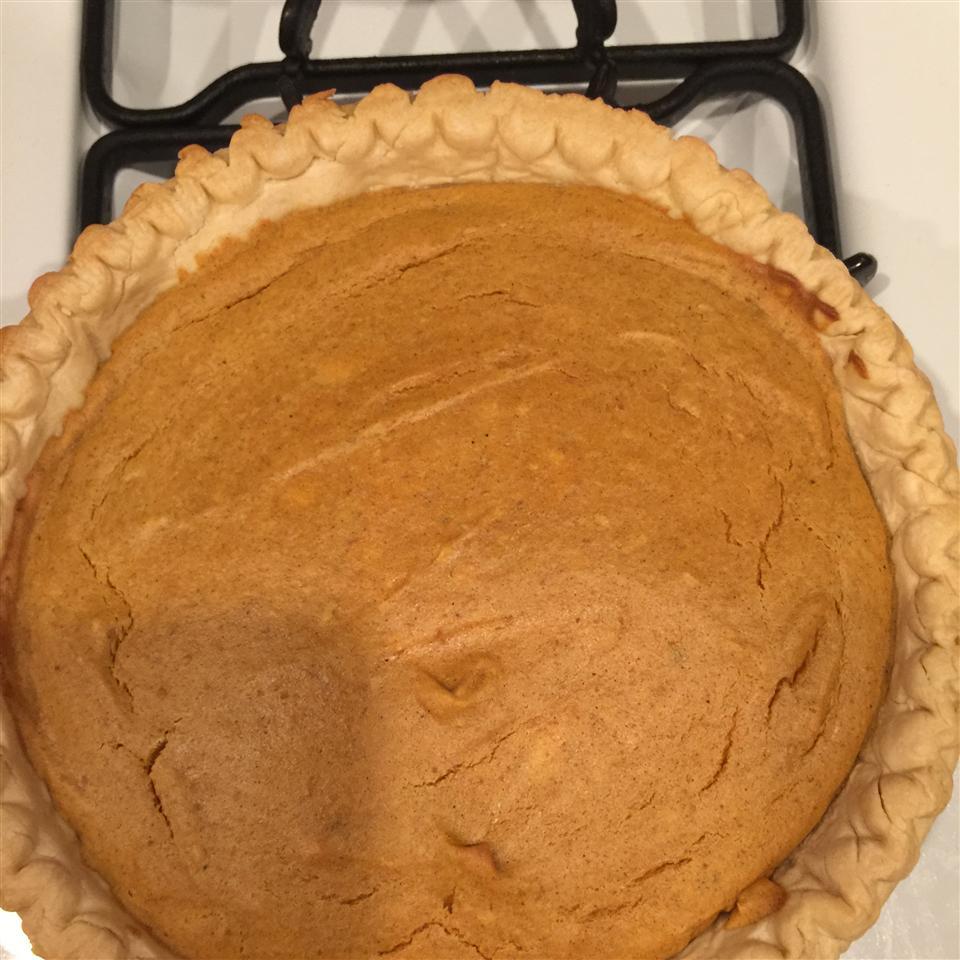 Pumpkin Cheesecake I