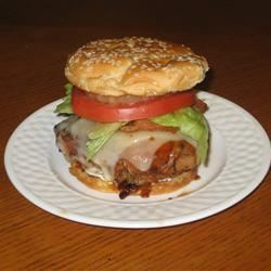 Aloha Chicken Burgers Chris McDaniel
