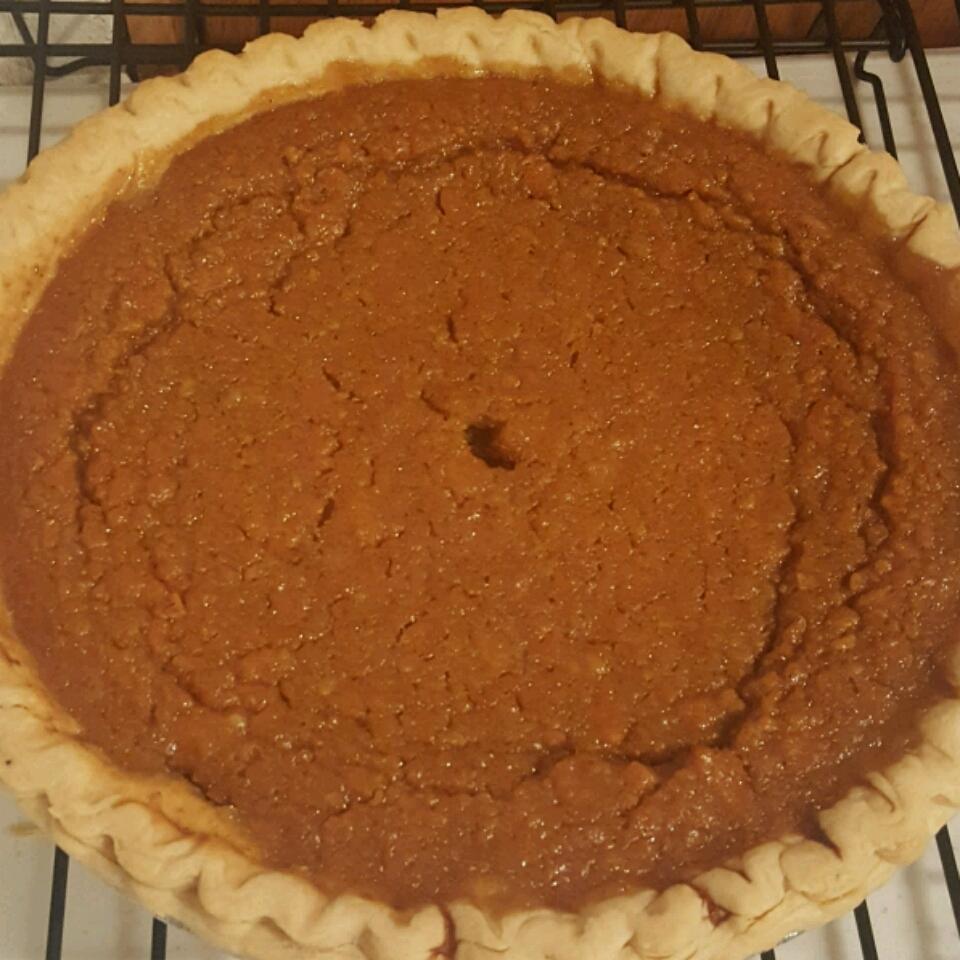 Sweet Potato Pie VI