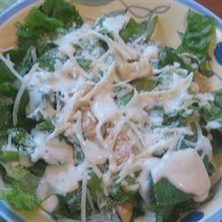 Caesar Salad I elle888