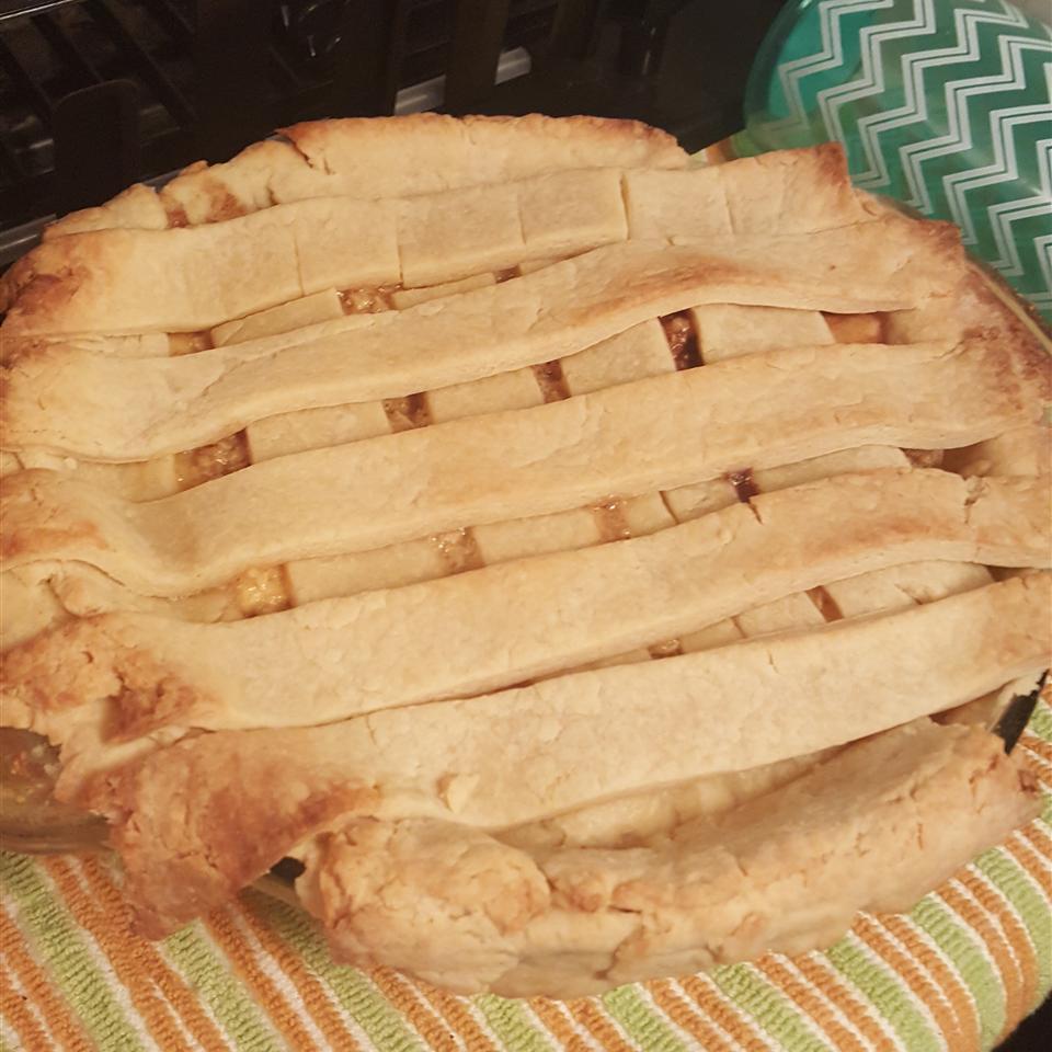 Apple Crisp Pie Jessica