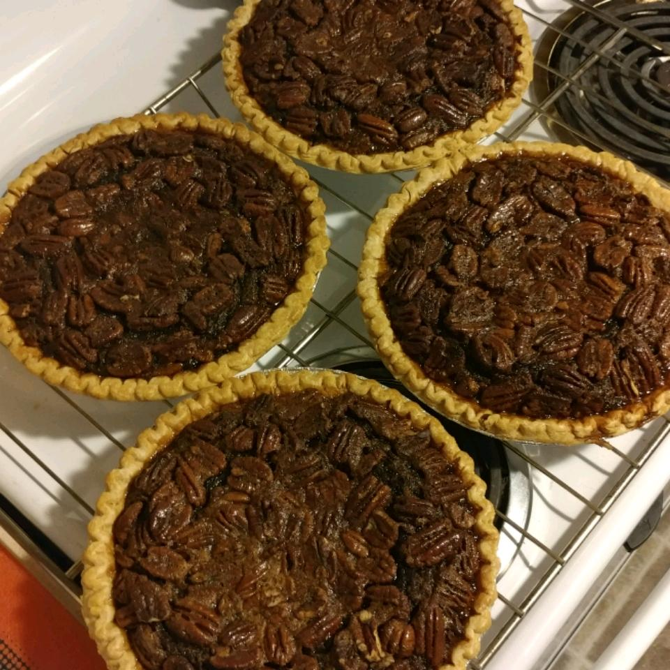 Chocolate Chip Kahlua® Pecan Pie