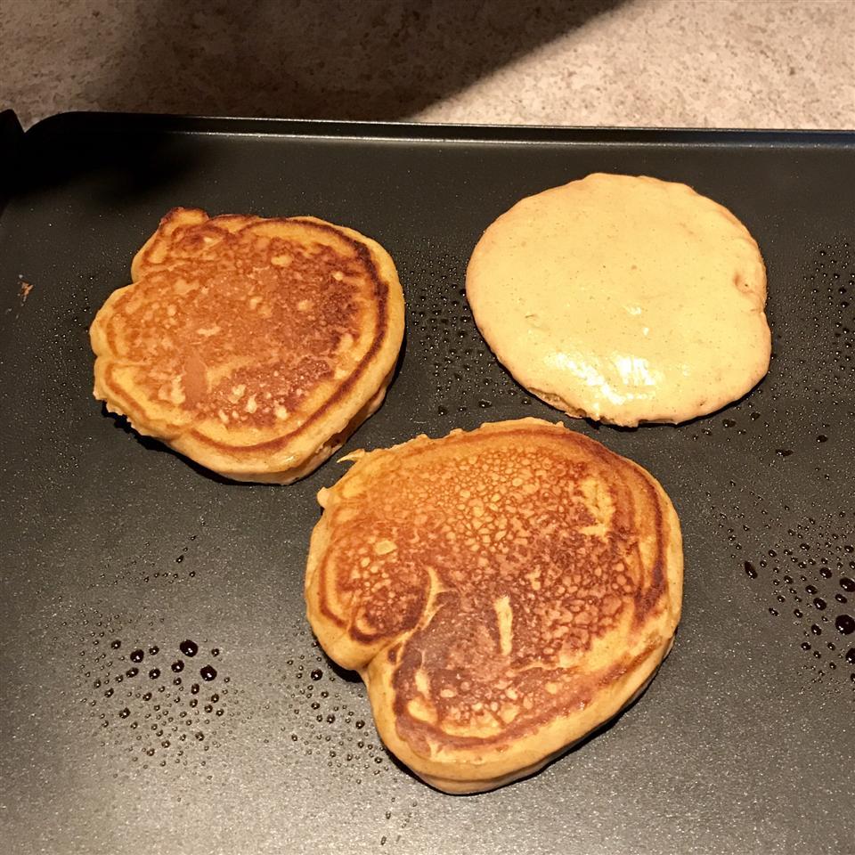 Chef John's Pumpkin Pancakes Bobby