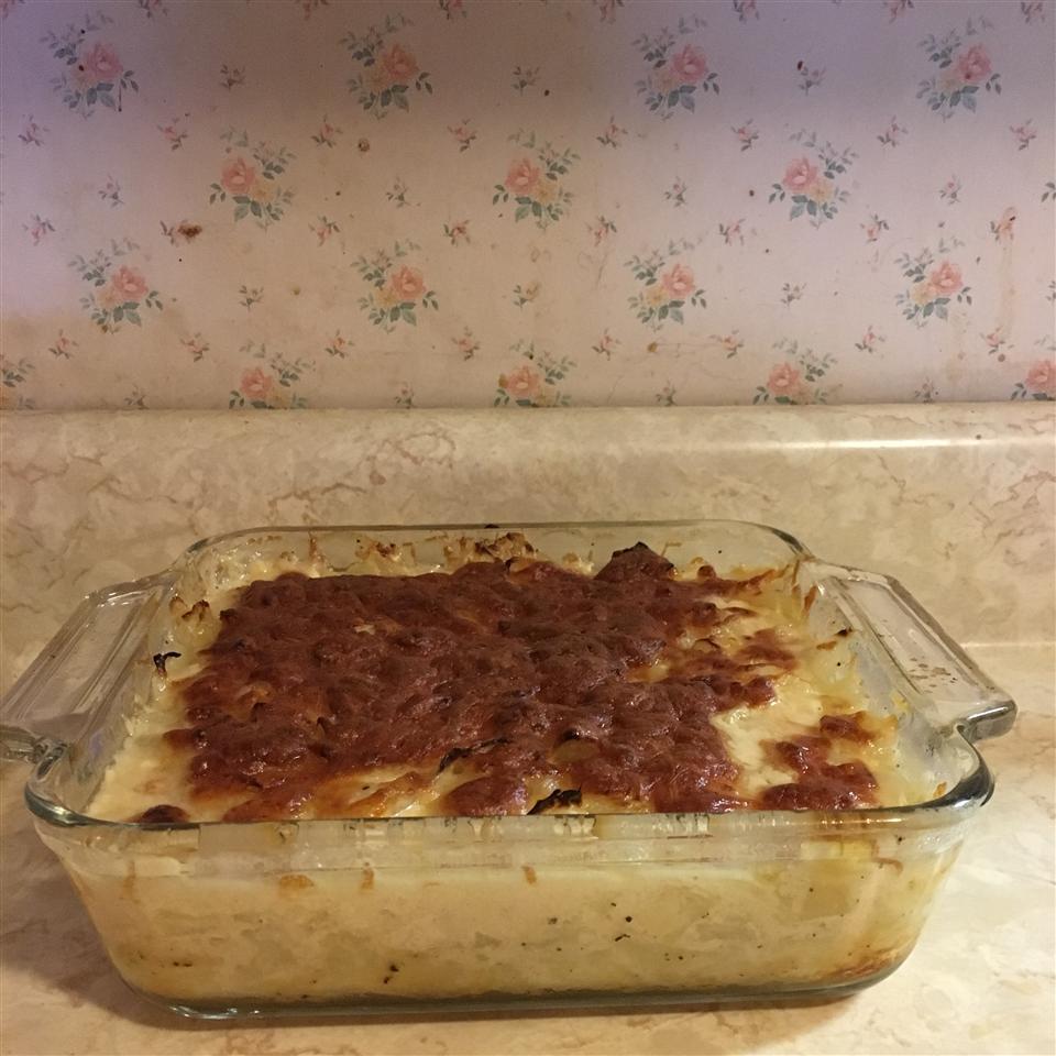 Onions Au Gratin Tommychi ck