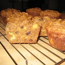 Honey Bran Muffins Gordie