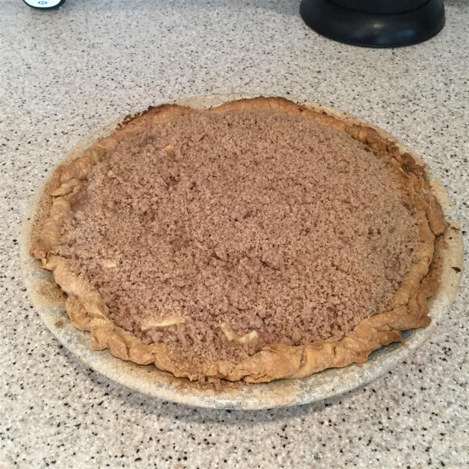 Sour Cream Apple Pie I jj