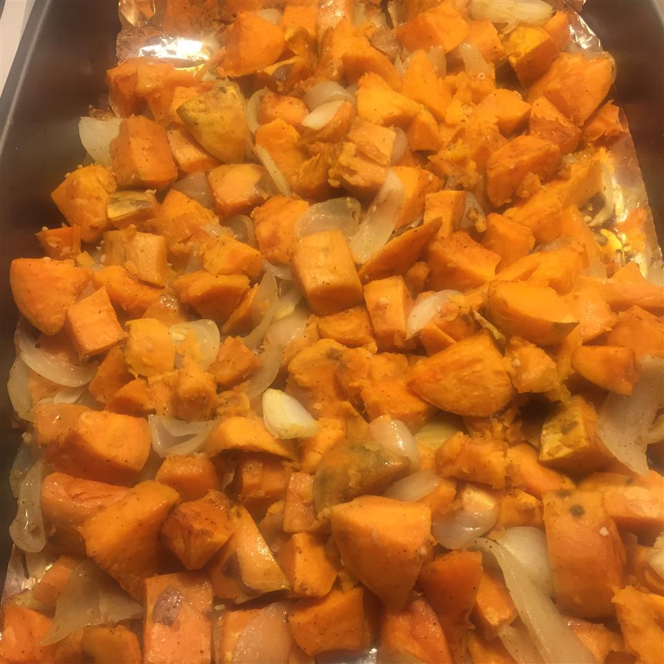 Oven Roasted Sweet Potatoes toni83