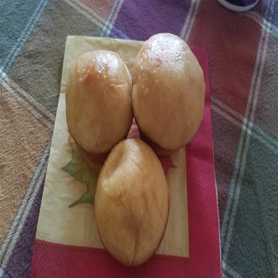 Dairy-Free Bread Rolls