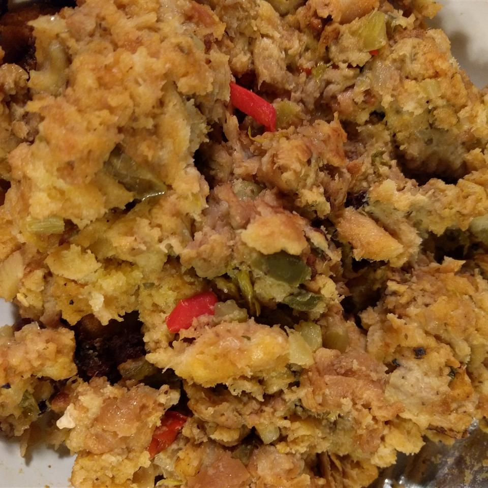 Tom Szaller's Great Pan or Bird Stuffing Carrie Walters McCormack