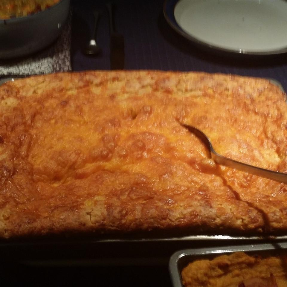 Corn Souffle from PHILADELPHIA Cream Cheese Karl Hendricks