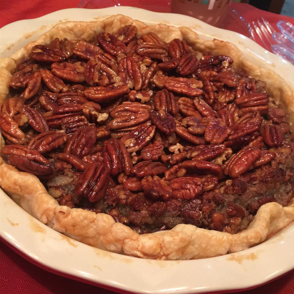 Honey Crunch Pecan Pie Brittany F