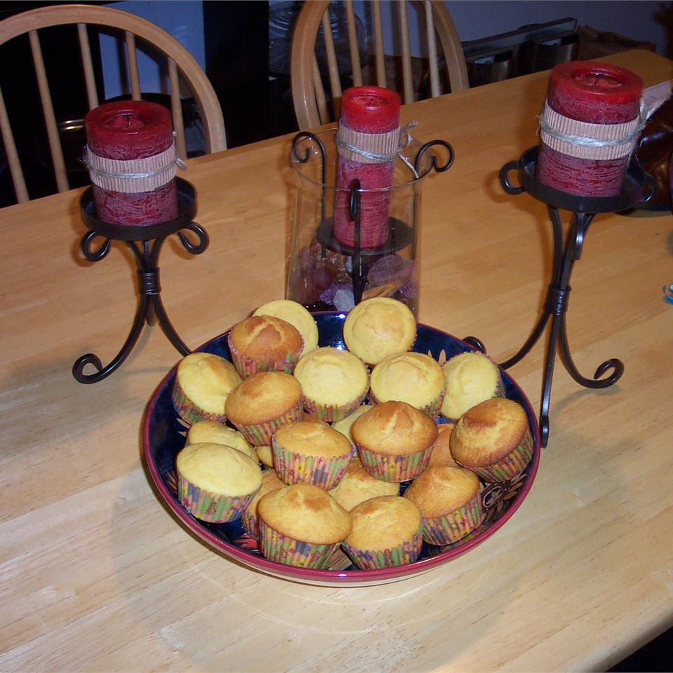 Cornbread Muffins II MAELSTROM