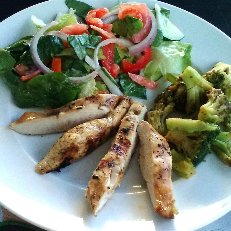 Easy Grilled Chicken Marinade