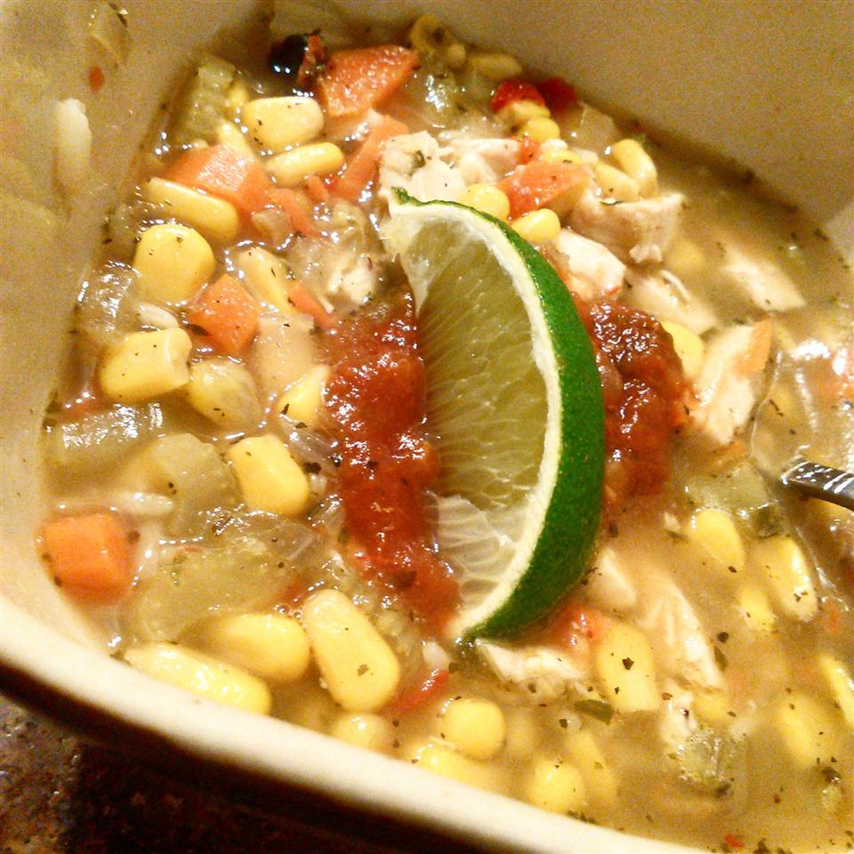 Santa Fe Wild Rice Soup Chef V