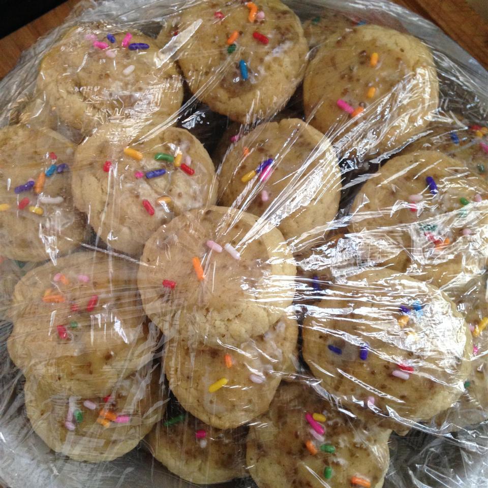 Italian Anisette Cookies Alabaster Pizzo
