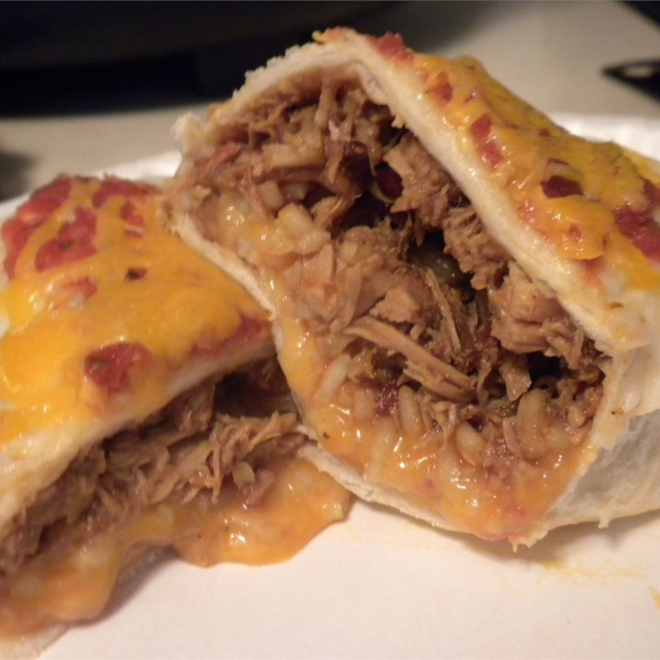 Picante Chicken Rice Burritos Curly Sue