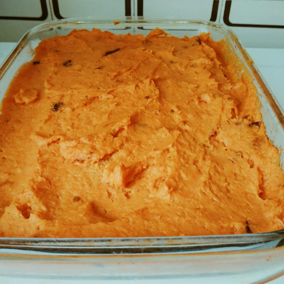 Mashed Chipotle Sweet Potatoes mikeslich