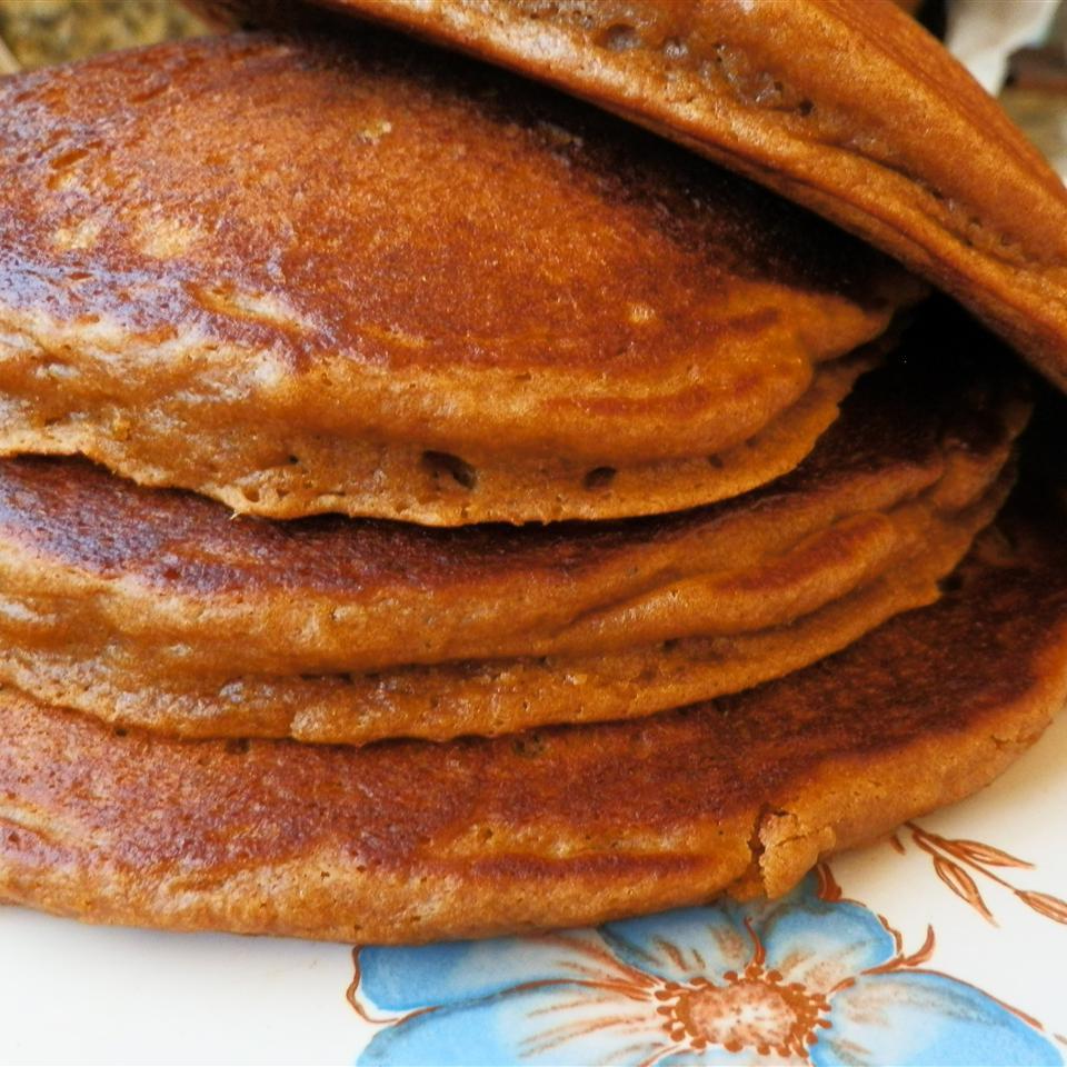 Glenda's Gingerbread Pancakes catlady