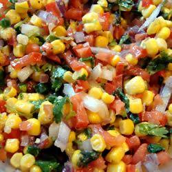 Cilantro Tomato Corn Salad MBKRH