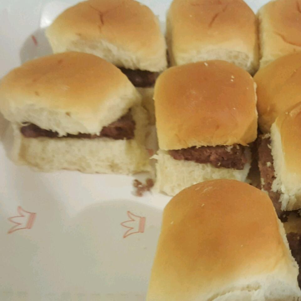 Almost White Castle® Hamburgers